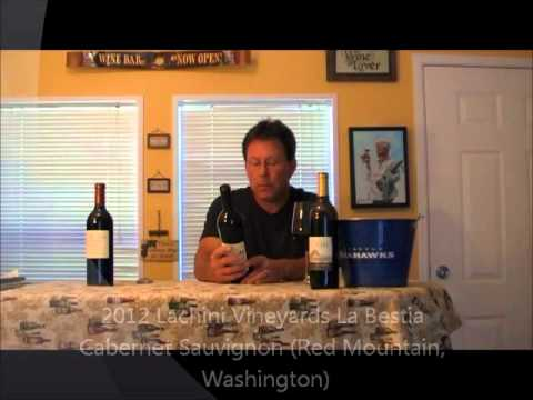 Celebrating Washington Wine Month with big reds from Red Mountain: Episode 226