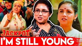 No More Supporting Roles : Actress Revathi Interview I Jyothika, Suriya I Jackpot