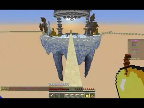 Minecraft sever mc96.net : Eggwar tập 9 có micro rồi