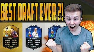 OMG ! BEST DRAFT EVER ??! | FIFA 16 FUT DRAFT (Deutsch)