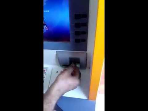 Atm Machine Hack In Pakistan Lolzz