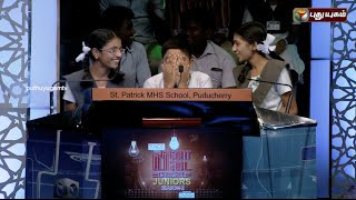 Vina Vidi Vettai Juniors Season 2 promo 11-10-2015 Puthuyugam TV Vina Vidi Vettai Juniors Show promo video 11th October 2015