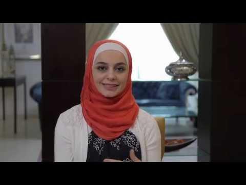 لينا بعد مقابلة شيف ليلى - عروستنا2 - حلقة3
