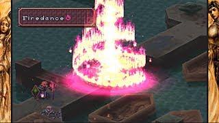 Vandal Hearts II Game Sample - Playstation