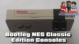 Bootleg NES Classic Edition Consoles - #CUPodcast