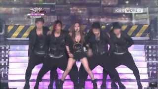 Video [Music Bank K-Chart] BoA - Only One (feat. Eunhyuk of SuperJunior) (2012.08.31) download MP3, 3GP, MP4, WEBM, AVI, FLV Juli 2018