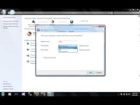 Phát wifi trên win 7 - Hướng dẫn cách phát wifi trên windows 7