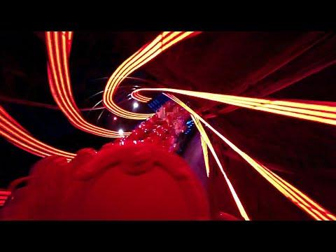 Disneyland Paris SPACE MOUNTAIN: Updated Effects FULL Onride POV - HD Video / 1080p