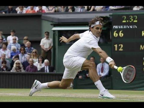 Wimbledon 2012 Semi-Final Roger Federer Vs Novak Djokovic Full Match