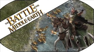 ROHIRRIM - LotR: The Battle for Middle-Earth Multiplayer Gameplay!
