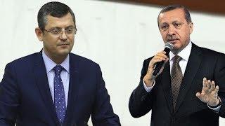 Erdoğan baltayı yine  taşa vurdu - Özgür Özel