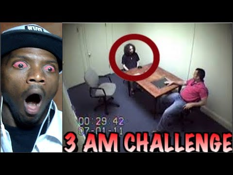 DO NOT WATCH THIS VIDEO AT 3AM (SCARY 3AM CHALLENGE)