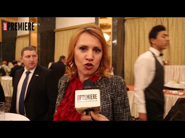 كريستينا رومانينكو : روسيا ستشارك في صالون الفلاحة لسنة 2019
