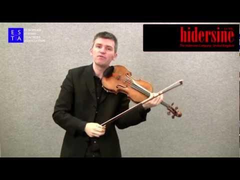 Violin Technique - Pizzicato