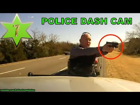 Police dash cam compilation, part 7 - 동영상