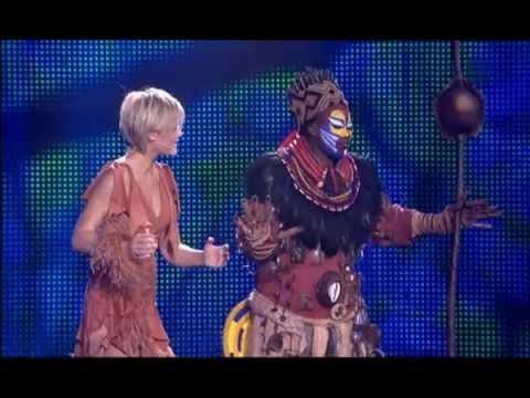 Ausschnitte aus dem Musical König der Löwen 2011