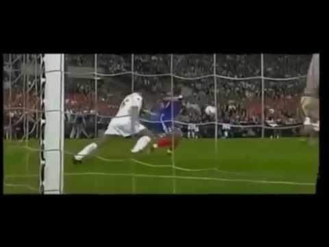 David Trezeguet Euro 2000