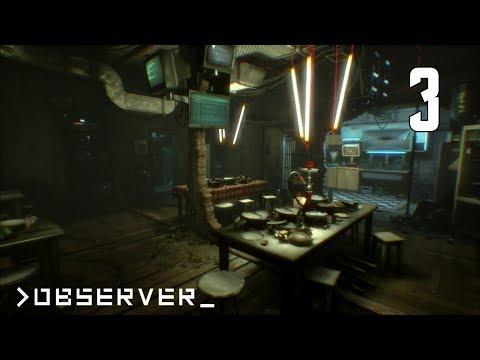 observer_ #3 - Singularity / Сингулярность [No Commentary / Без комментариев]