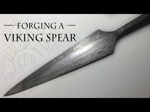 Download Forging a Viking Spear - Historical Build