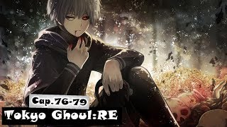 O VERDADEIRO EU QUE NEM MESMO EU CONHECIA | Tokyo Ghoul:RE#76-79 [Revisão|Mangá]