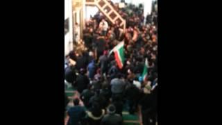 Чеченцев в Ингушетию несколько часов не пускали на братское собрание