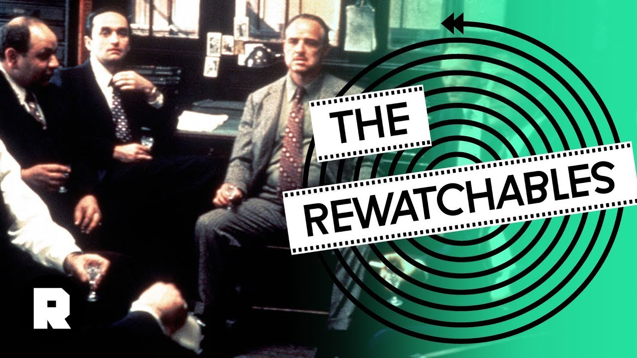 Download 'The Godfather' With Bill Simmons, Sean Fennessey, and Chris Ryan   The Rewatchables