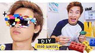 แว่น LEGO - จงทำDIY