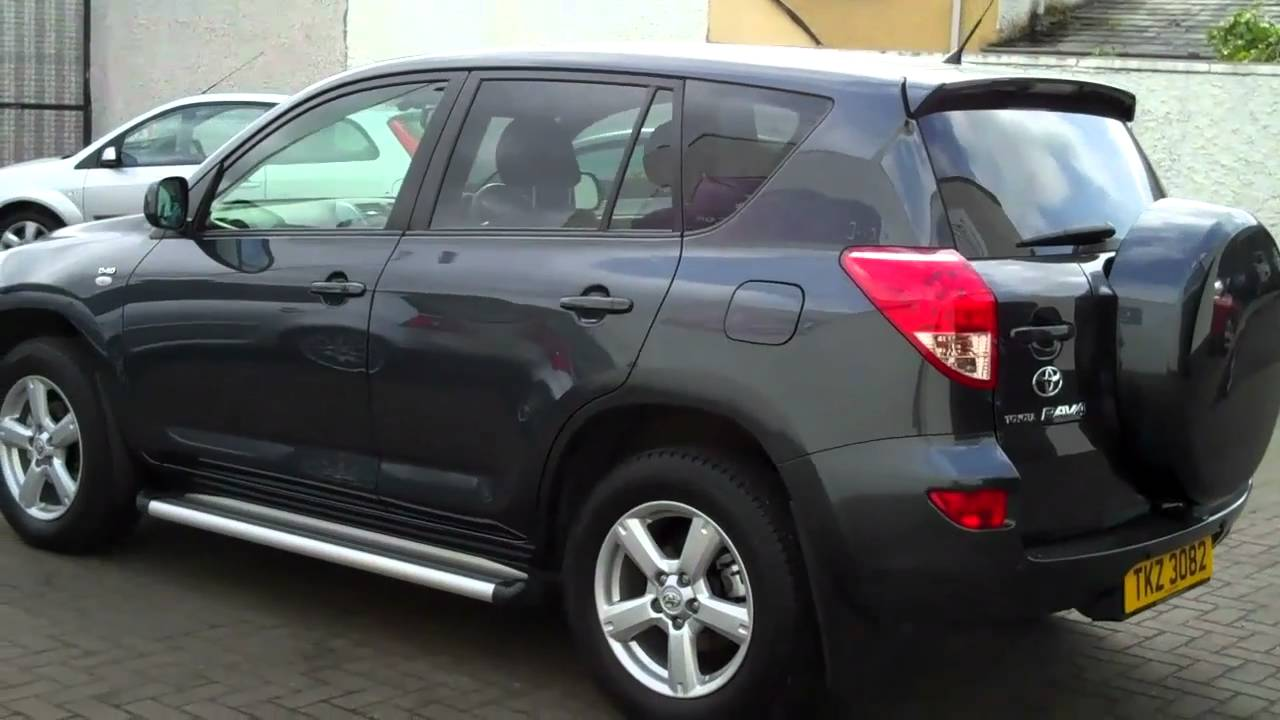 2007 toyota rav4 xt5 2 2d4d 5dr youtube. Black Bedroom Furniture Sets. Home Design Ideas