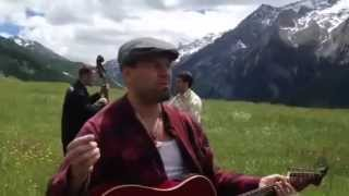 HIT THE ROAD Europe 2012 FRENCH ALPS elevation 3000m THE BEAST   The Lazy Boys www lazyboys de