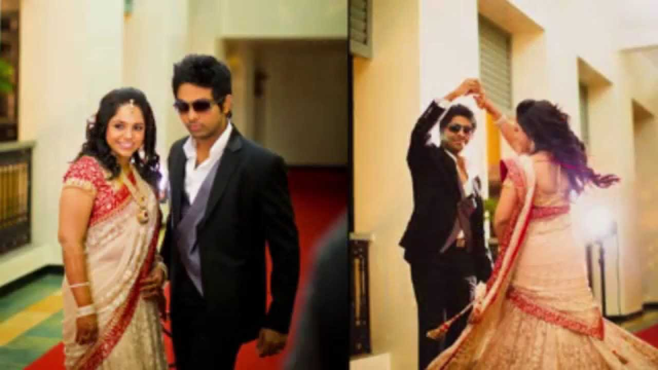 G V Prakash Dances With Saindhavi Youtube