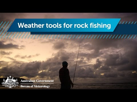 Marine Weather Tools For Rock Fishers