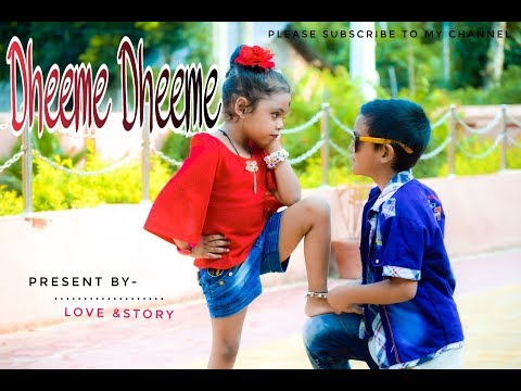 Dheeme Dheeme- Chandni Raat Main Gori Ke Saath Me | Full Video Song | Tony Kakkar | Love &Story |