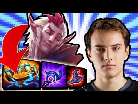 PerkZ is Destroying Challenger With AP Rakan