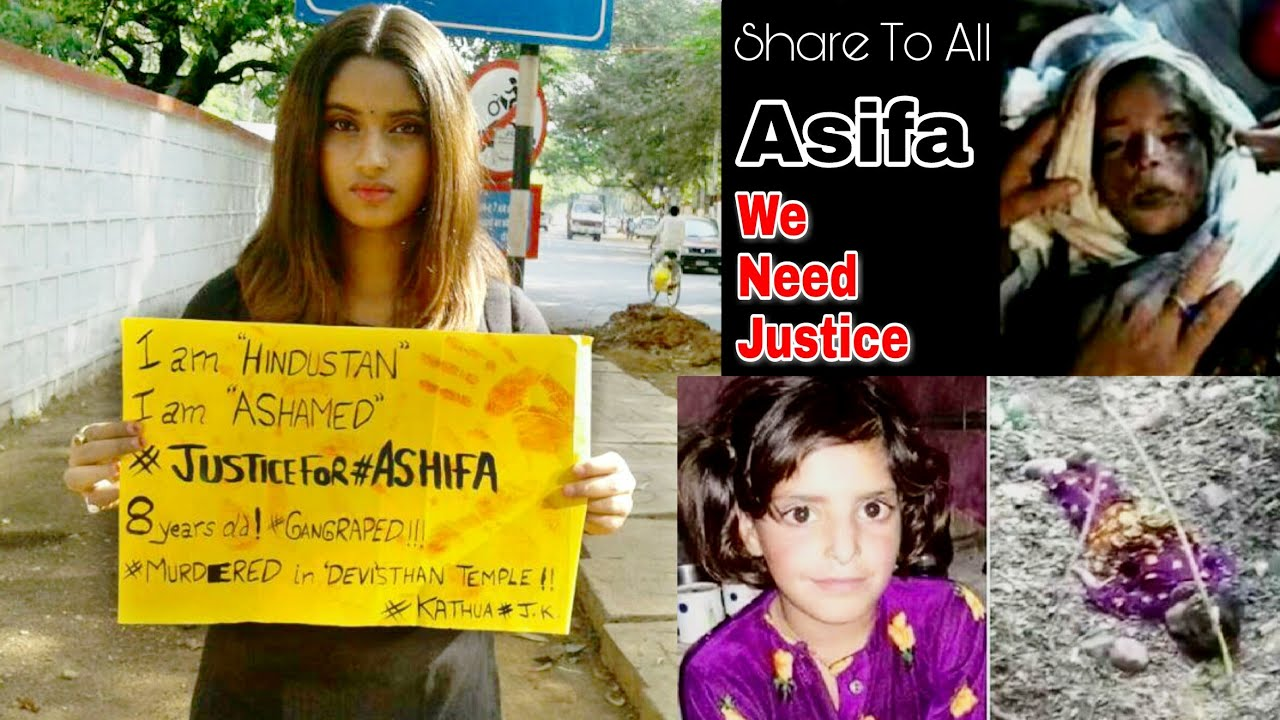 Latest news Asifa, story, Rape, Case, Justice, Everything #1