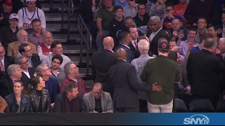 """Chris Childs on Charles Oakley: """"If I was at the game I would probably be in jail too"""""""