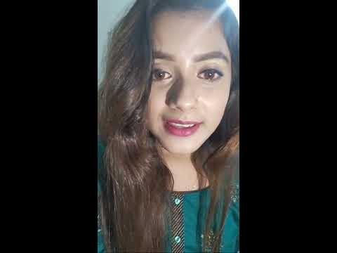 Celebrity Live - Ep - 14   Tanushree Rana   Asad Nizam