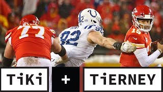 Is Kansas City too inexperienced for the Championship? | Tiki and Tierney