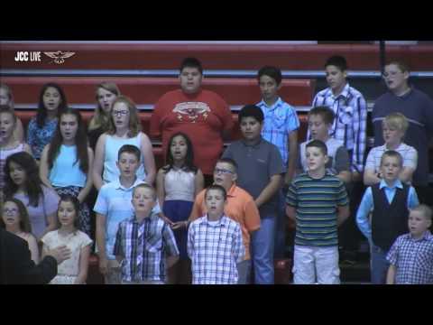 2017 JCC Grades 4-8 Spring Music Concert - Part 1