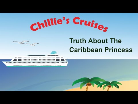 Truth about the Caribbean Princess