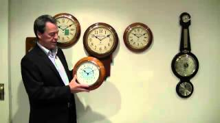 Cobb & Co Time and Tide Clock