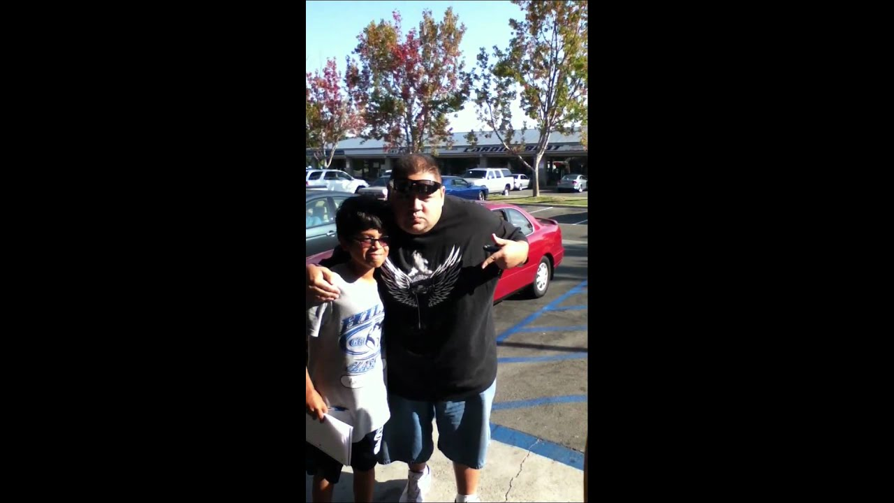 Gabriel Iglesias At 7 Eleven In Long Beach Youtube