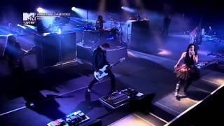 Evanescence - Made of Stone (live 2012)