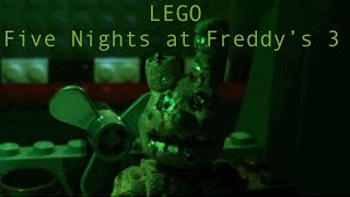 LEGO Five Nights at Freddy s 3