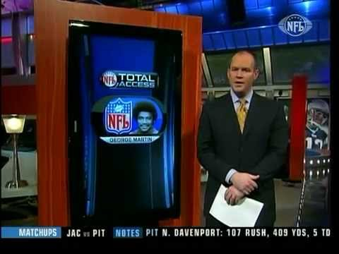 NFL Network | 1/2/2008 | Total Access
