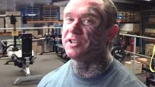Lee Priest on Jason Genova future IFBB Pro