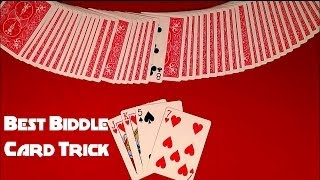 Best Biddle Card Trick REVEALED!
