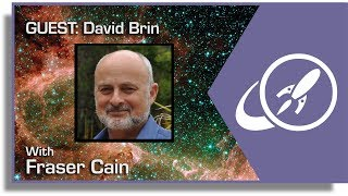 Open Space 15: Live QA with Special Guest, Author David Brin