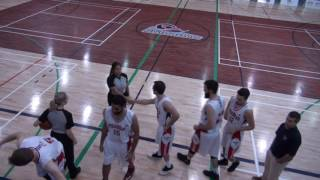 Piranhas Basketball Tournoi ETS 2017 - Rimouski