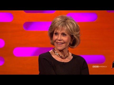 Jane Fonda on Turning 80 and Roasting Robert Redford - The Graham Norton Show