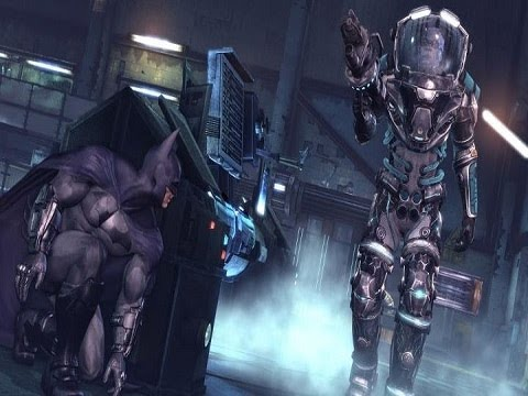Mr. Freeze - BOSS FIGHT - Batman Arkham City |